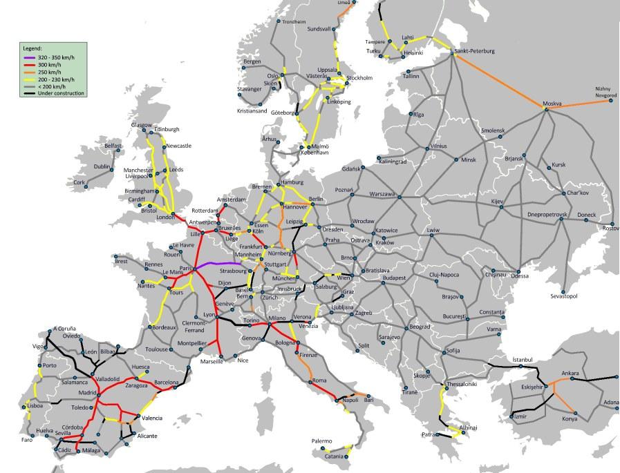 Reg Roadmap: European Regulation Winding Its Way Forward ...