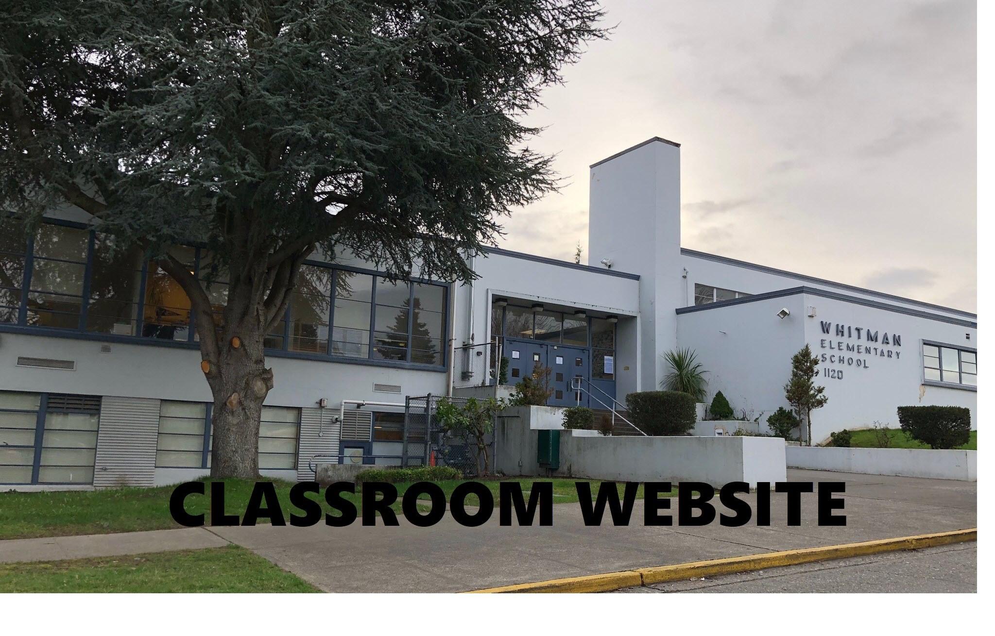 Mr  Patric Godderis Whitman Elementary School