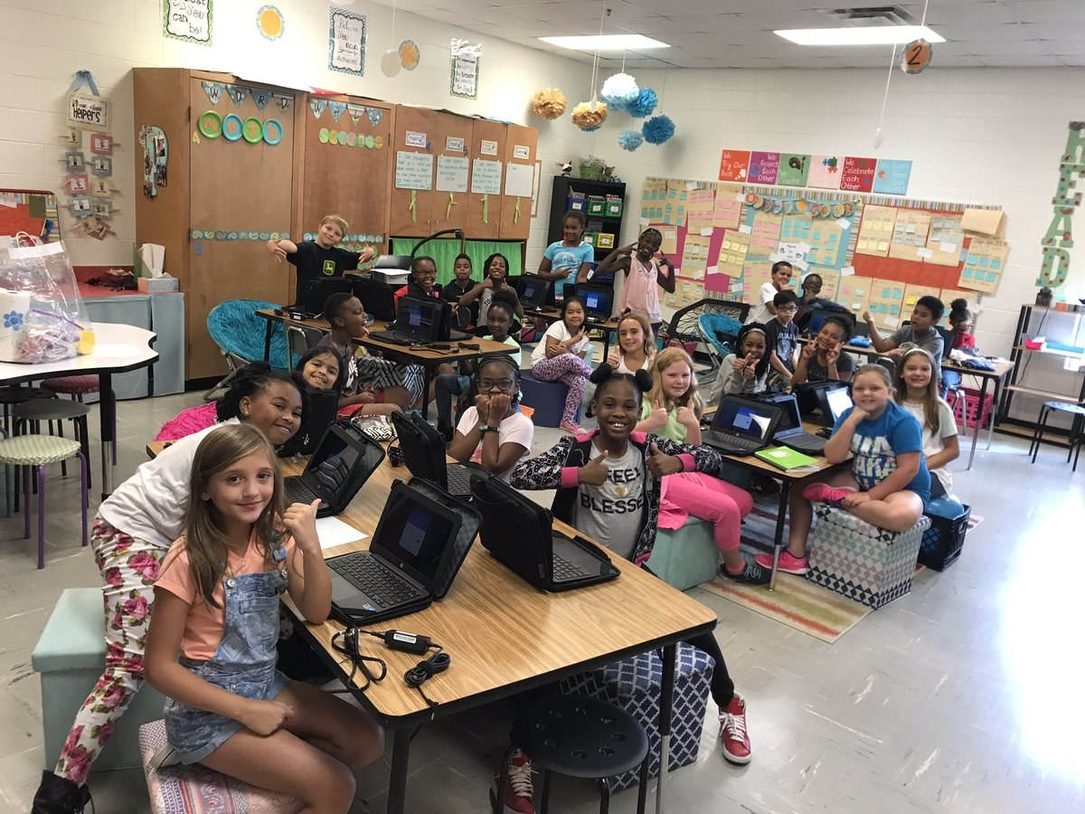 Personalized Learning at WES (Accessibility view)