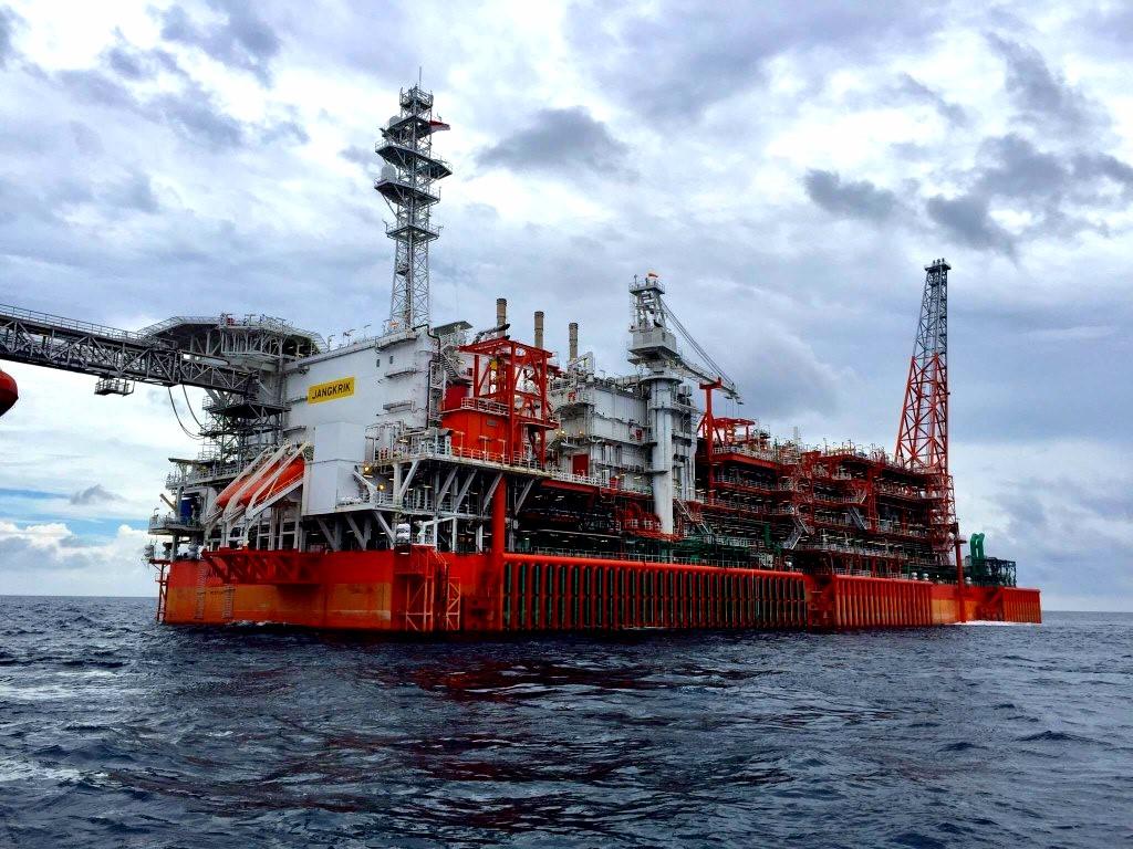 Gallery Eni S Jangkrik Development Offshore Indonesia Offshore Energy