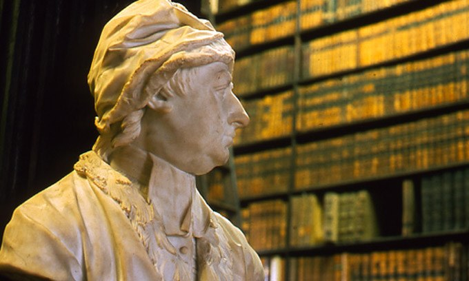Discovering the Dean: Jonathan Swift, Trinity College and