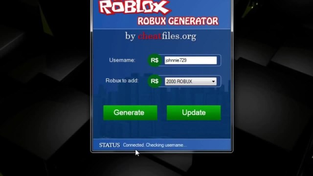 Free Robux Generator {100% Working Generator} - Roblox Robux