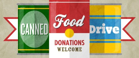 BLC Canned Food Drive | Blended Learning Center