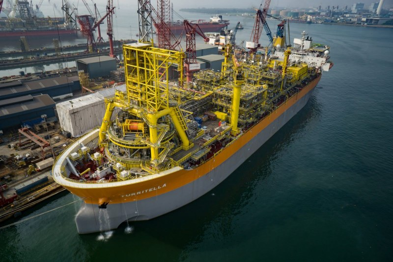 World's deepest FPSO en route to Gulf of Mexico (Gallery) | Offshore