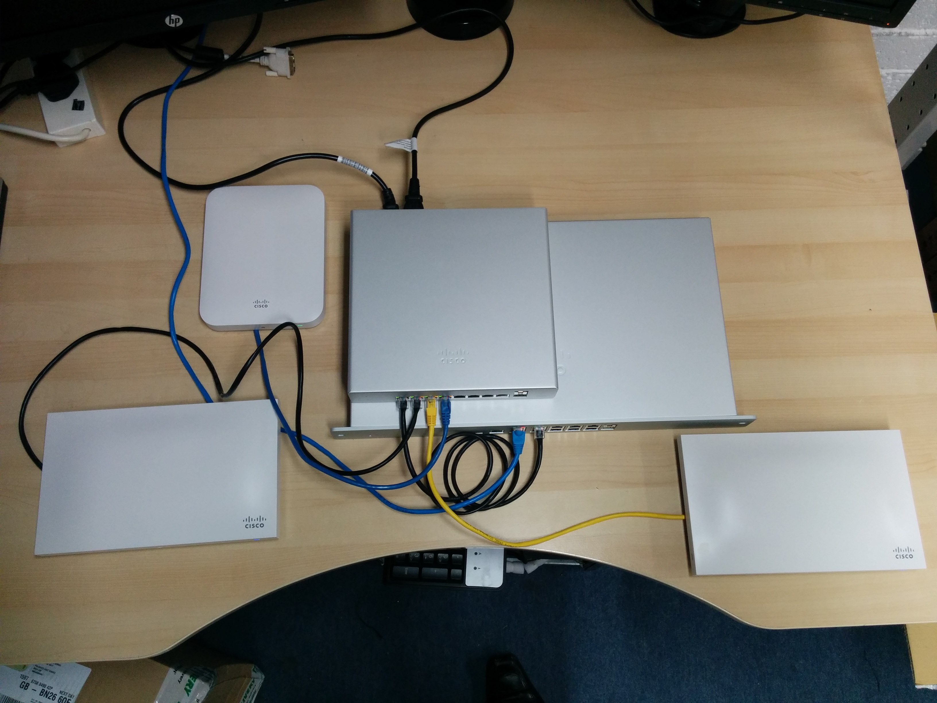 Demo Lab Configure A Meraki Network Slashadmin Life In It Cisco Diagram Design Elements Switches And Hubs Win 20