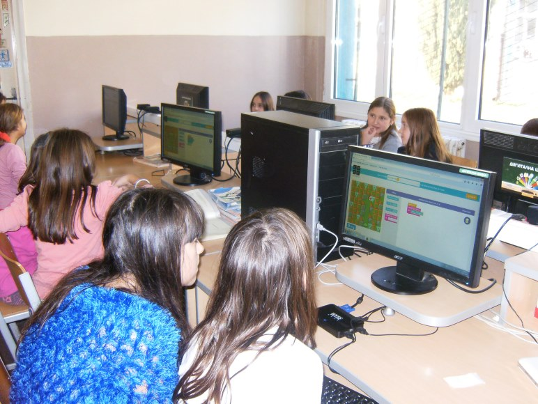 Hour of Code, 2014  (Accessibility view)