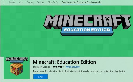 Minecraft information for students | Department for Education