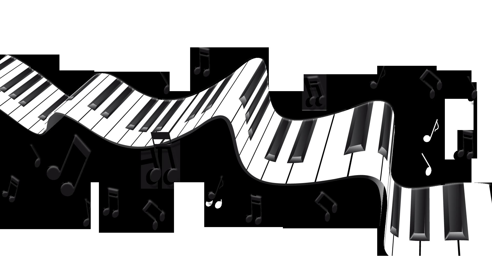 Картинки клавиши и ноты