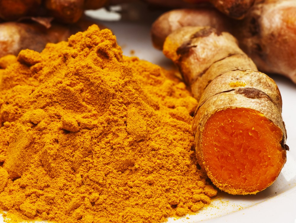 Curcumin (Active Ingredient In Turmeric Spice) Very Effective At ...