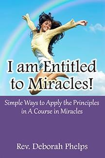 Until 11/7, FREE Kindle version of my book, I am Entitled to Miracles! Simple Ways to Apply ACIM http://amzn.to/1MvkAgl