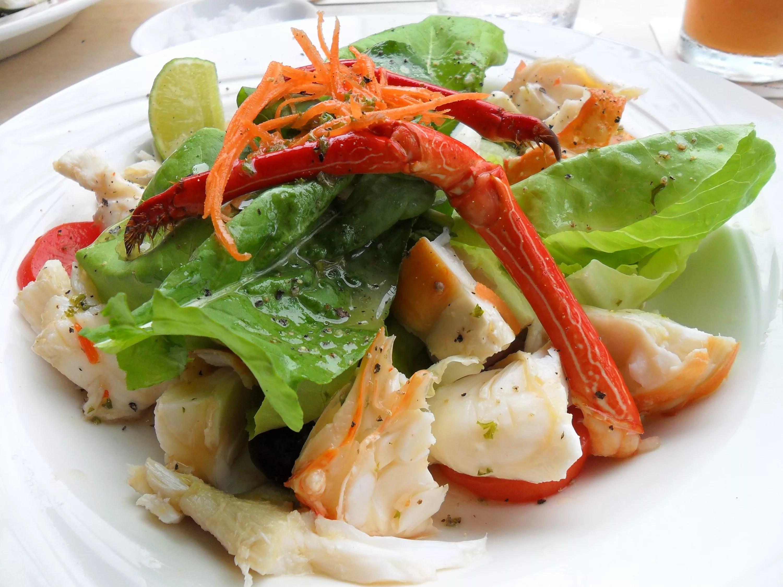 модели салат из краба натурального рецепт фото свет