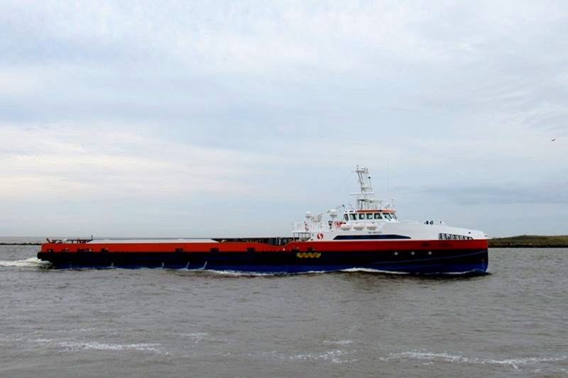 GALLERY: Incat Crowther-designed FSV joins Seacor Marine fleet