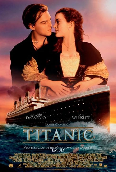 Titanic, 1997, leonardo dicaprio, kate winslet - 42