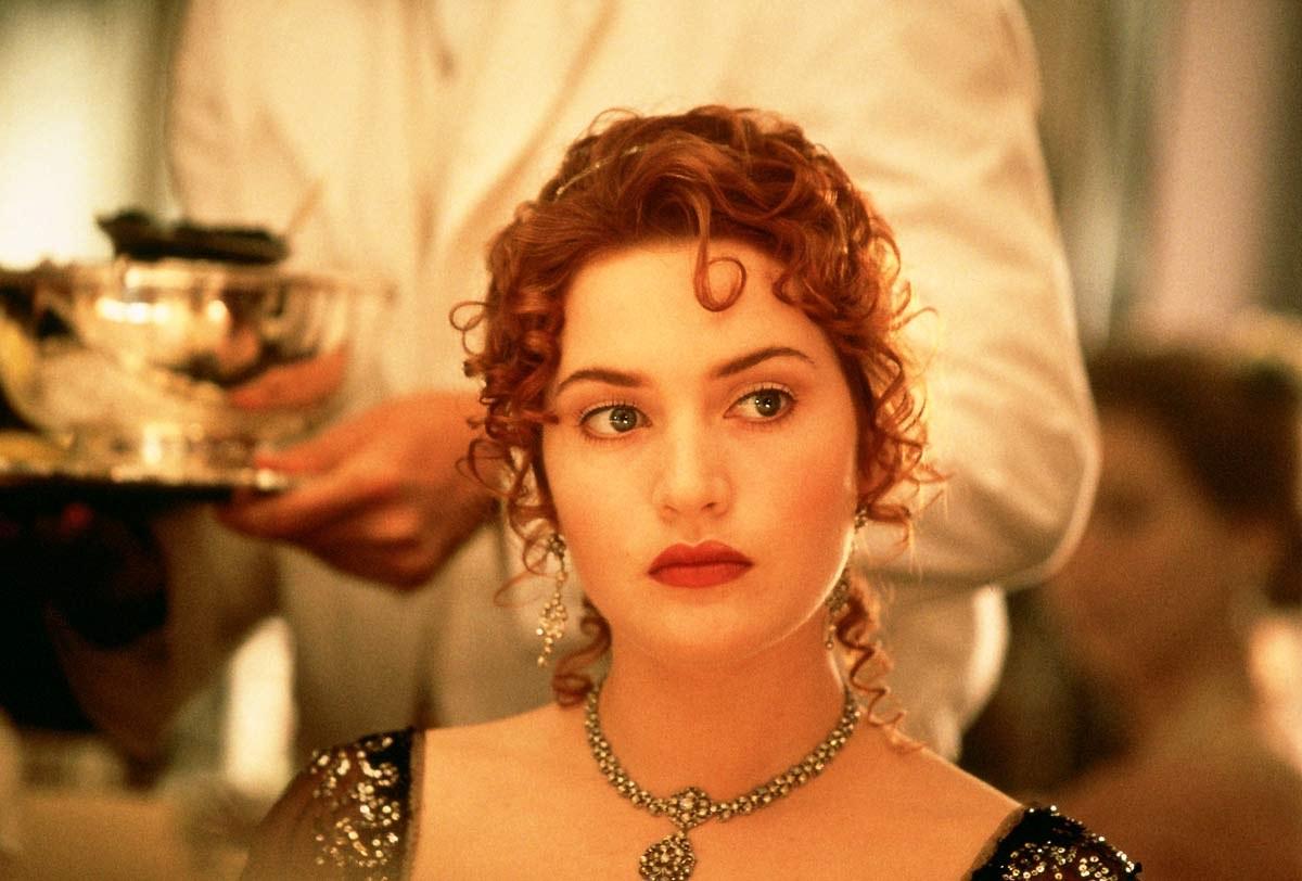 Titanic, 1997, leonardo dicaprio, kate winslet - 4 (Moderado)