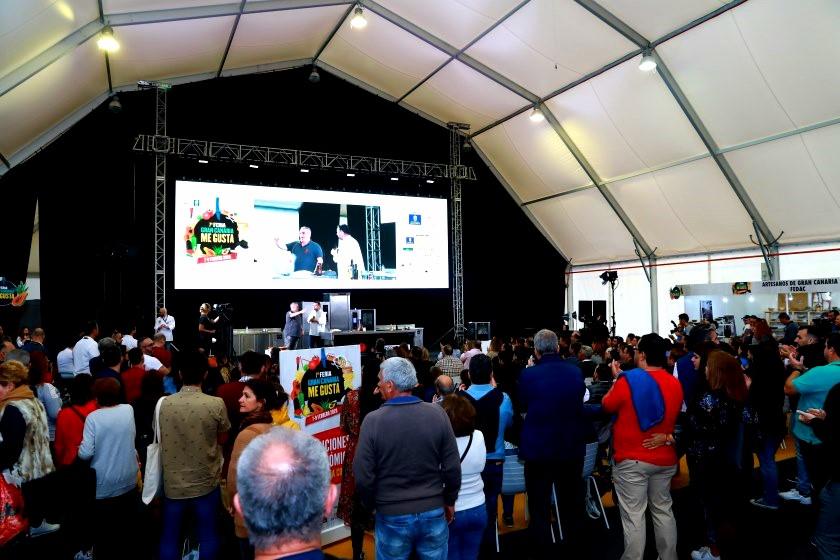tQnyquDzLNsDvn?quality=840&allowAnimation=true&filterEffectsFormula=Contrast=1.3,Saturate=1 - Segunda jornada de la Feria Gran Canaria Me Gusta continuó  con  gran actividad y afluencia de público y se llena de Estrellas Michelin