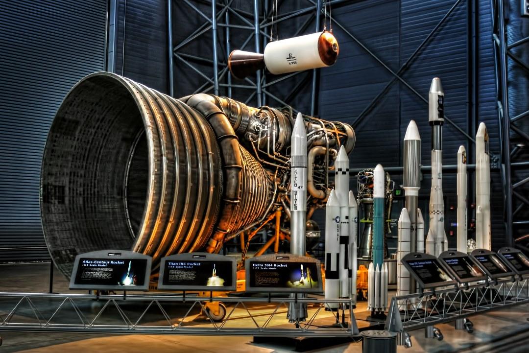 largest rocket engine - 1024×683