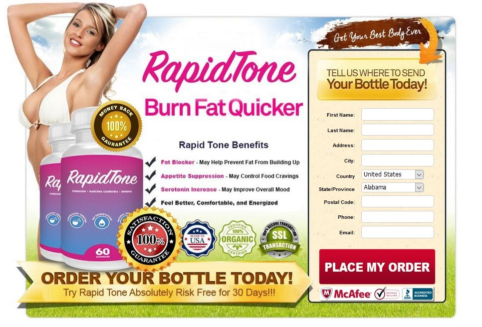 Rapid Tone Diet (Weight Loss<br>Warning): Must See THIS Now!