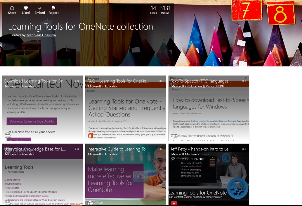 How to Turn a Teacher into a OneNote Ninja: Integrating