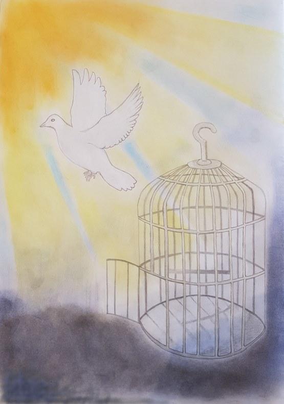 Pentonville Prison artwork