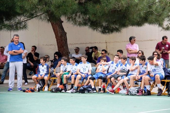 Καλές εμφανίσεις η ομάδα Μπάσκετ του Δημοτικού  45f10c912ef