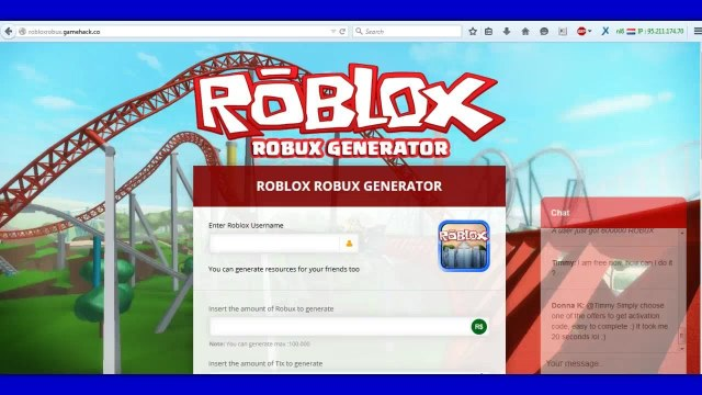 Working @@@ Roblox Robux Generator - Free Robux No Survey No