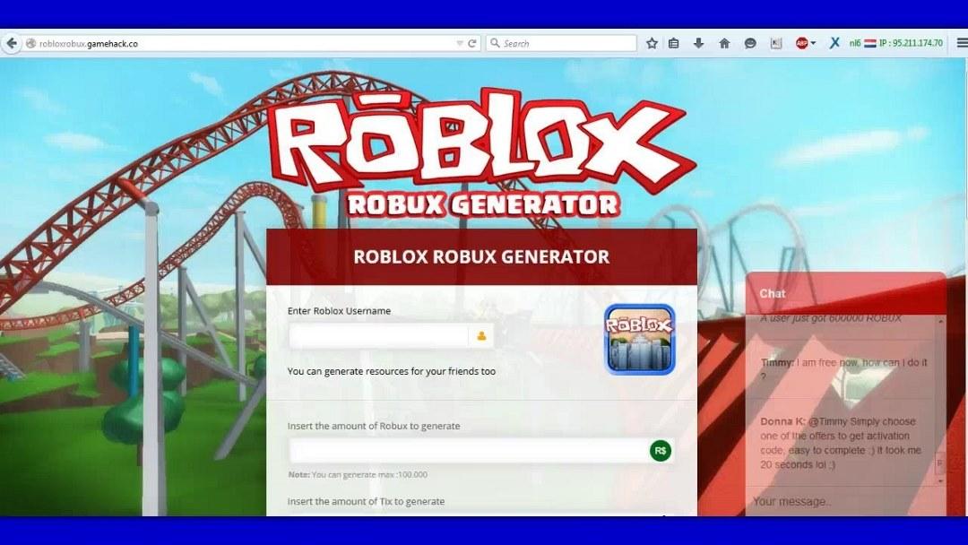 FREE% Robux No Human Verification [2019] No Download No