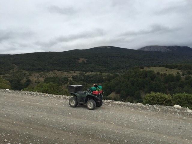 Volviendo al camino - Travesia en Cuatriciclo - IV